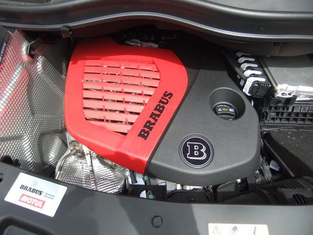 BRABUS D25コンプリートエンジン 215ps 49kgm2100ppm(カタログ値)
