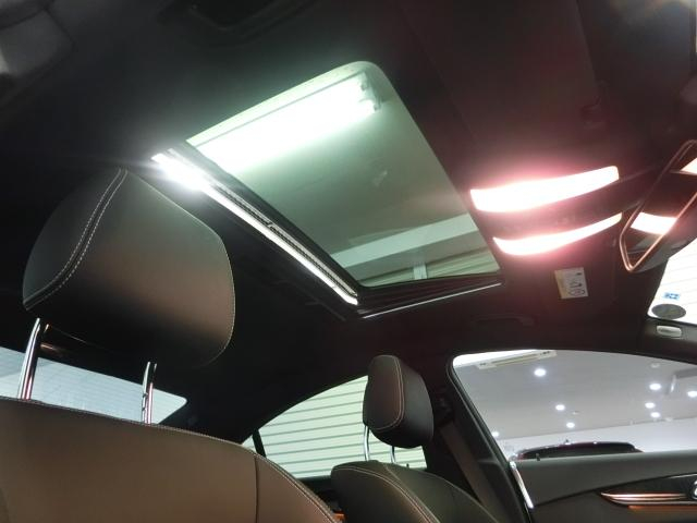 メルセデス・ベンツ M・ベンツ CLS220d AMGライン・サンルーフ・黒本革シート