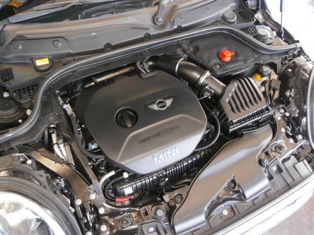 クーパーS クーパーS 6速マニュアル 1オーナー LEDヘッドライト LEDフォグ 純正ナビ MINIエキサイトメントPKG ストレージコンパートメント アイドリングストップ スポーツシート レザーステアリング(34枚目)