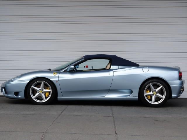 フェラーリ フェラーリ 360 F1スパイダー 最終モデル 七宝焼 前後Cグリル D車