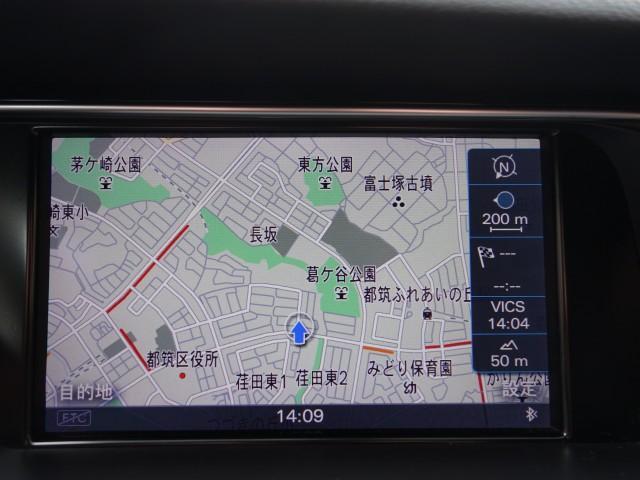 今や必要不可欠のナビ搭載!使い勝手も申し分ございません。狭く入り組んだ日本の道もコレで安心!