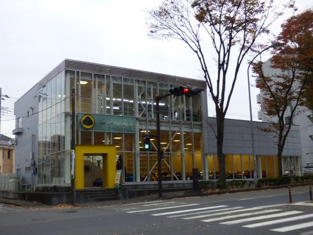 ロータス横浜ショールーム・デスティーノ横浜ショールームが一体となっておりますので、グーグルマップ等で検索する際にはロータス横浜で検索していただきますとヒットしやすいです。