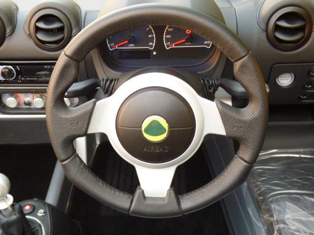ロータス ロータス エリーゼ エリーゼスポーツ 1.6 6MT スポーツシートスポーツサス
