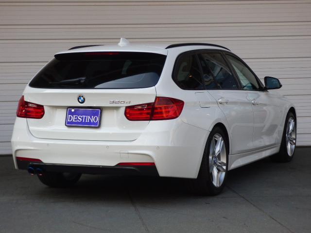 BMW BMW 320dツーリング Mスポーツ ACC レーンチェンジ警告