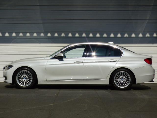 BMW BMW 320dブルーパフォーマンス ラグジュアリー ブラウンレザー