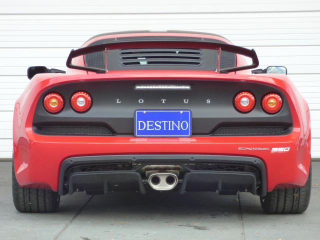 ロータス ロータス エキシージ スポーツ350 6MT 1オーナー レースP スポーツシート