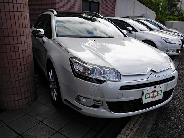 「シトロエン」「シトロエン C5」「ステーションワゴン」「神奈川県」の中古車3