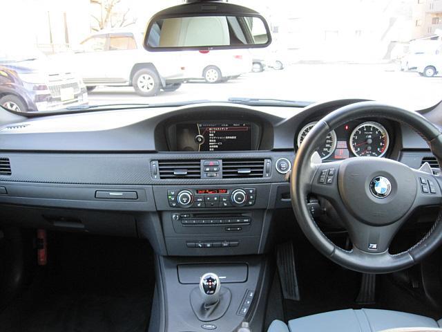 BMW BMW M3クーペ MドライブPKGワンオーナー7DCT地デジナビ