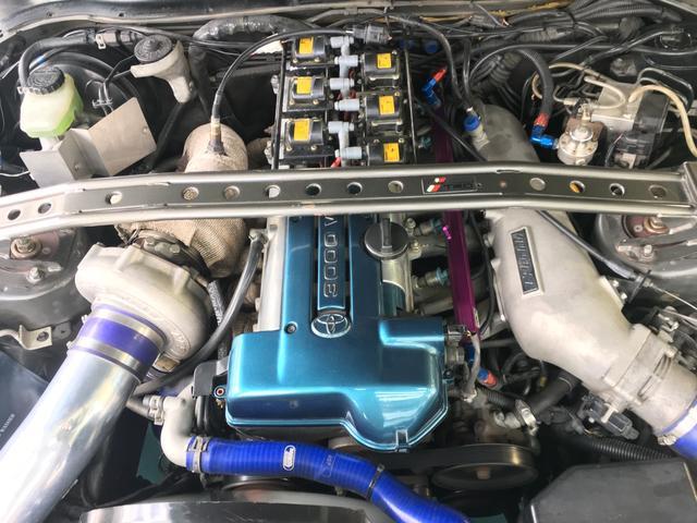 トヨタ スープラ RZ 3.1L T51RSPL RIDOXフルエアロ