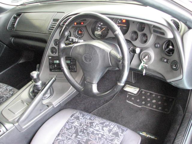 トヨタ スープラ SZ-R タイベル交換済み HID