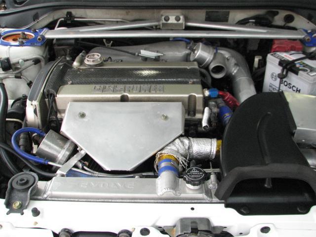 三菱 ランサー GSRエボリューションVIIIフェニックスパワー 2.3L