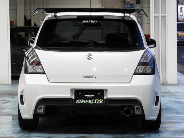 スポーツ 1.9Lボアアップ公認済 車高調 アドバンAW(4枚目)