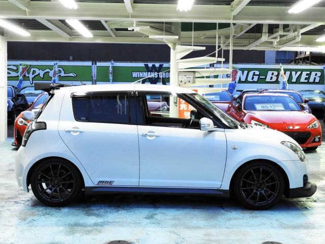 スポーツ 1.9Lボアアップ公認済 車高調 アドバンAW(5枚目)