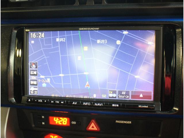 S 社外フルエアロ TEIN車高調 ワーク18AW SDナビ(18枚目)