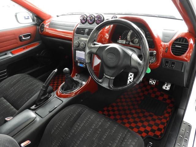 RS200Zエディション トラストターボKIT サンルーフ(12枚目)