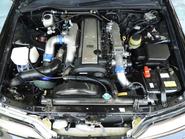 ツアラーV T&Eフルエアロ BLITZ車高調 社外マフラー(2枚目)
