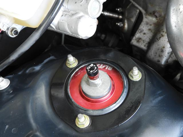 ツアラーV T&Eフルエアロ BLITZ車高調 社外マフラー(3枚目)