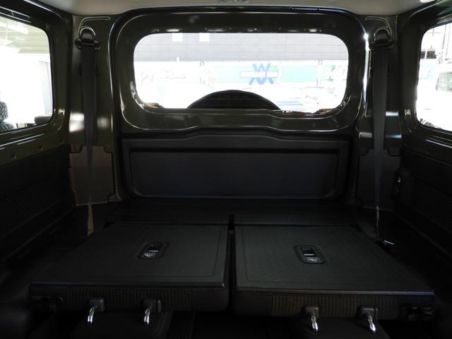 XL GIG1.5インチリフトアップキット ラテラルロッド オフロードバンパー オーバーフェンダー サイドステップ ルーフラック Wedsマッドヴァンス16インチAW TOYOオープンカントリーR/Tタイヤ(14枚目)
