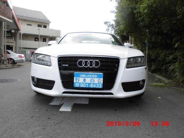 「アウディ」「アウディ A5カブリオレ」「オープンカー」「神奈川県」の中古車2