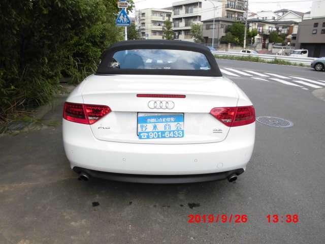 「アウディ」「アウディ A5カブリオレ」「オープンカー」「神奈川県」の中古車9