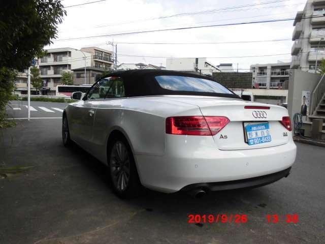 「アウディ」「アウディ A5カブリオレ」「オープンカー」「神奈川県」の中古車10