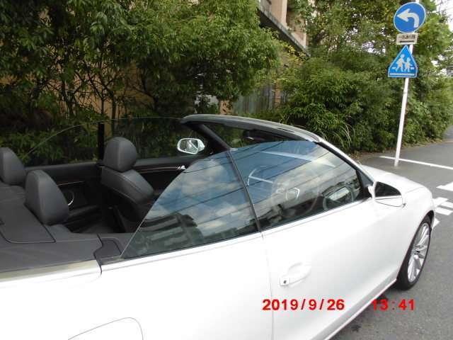 「アウディ」「アウディ A5カブリオレ」「オープンカー」「神奈川県」の中古車14
