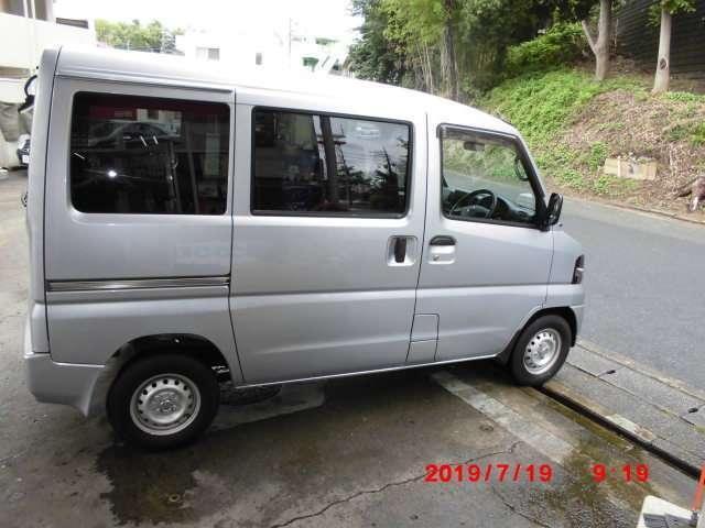 「日産」「クリッパーバン」「軽自動車」「神奈川県」の中古車5
