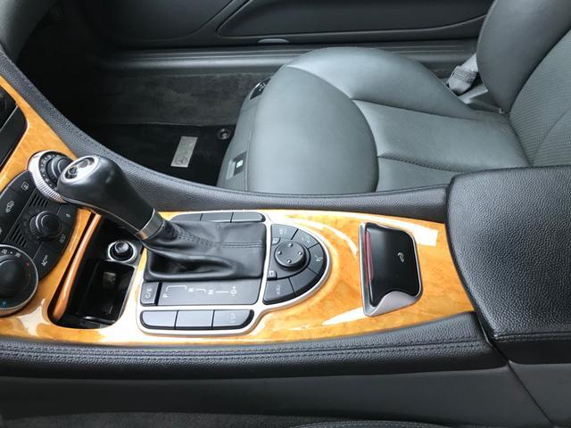 SL500 走行4.2万km/本革シート/ディーラー車(4枚目)