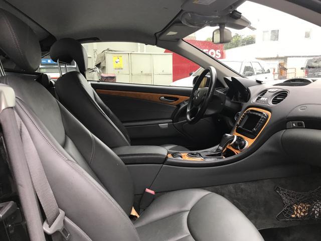 SL500 走行4.2万km/本革シート/ディーラー車(13枚目)