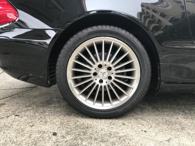 SL500 走行4.2万km/本革シート/ディーラー車(21枚目)