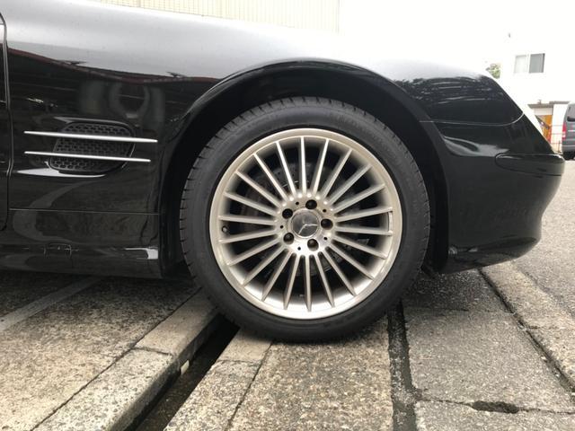 SL500 走行4.2万km/本革シート/ディーラー車(22枚目)