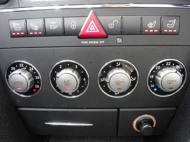 メルセデス・ベンツ M・ベンツ SLK200コンプレッサー 最終型 本革 純正HDDナビTV
