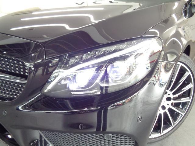 LEDヘッドライト!インテリジェントライトシステムとアダプティブハイビームアシストプラスにより、夜間走行時のドライバーの視界を快適にします!