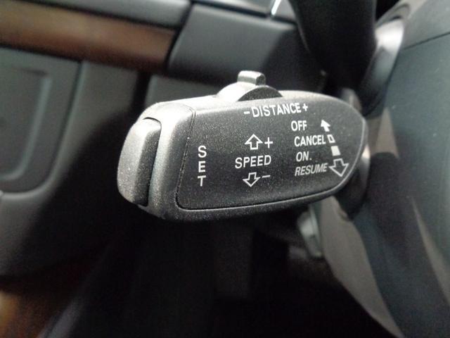 前方車両との車間距離を自動的に調整するアダプティブクルーズコントロール!
