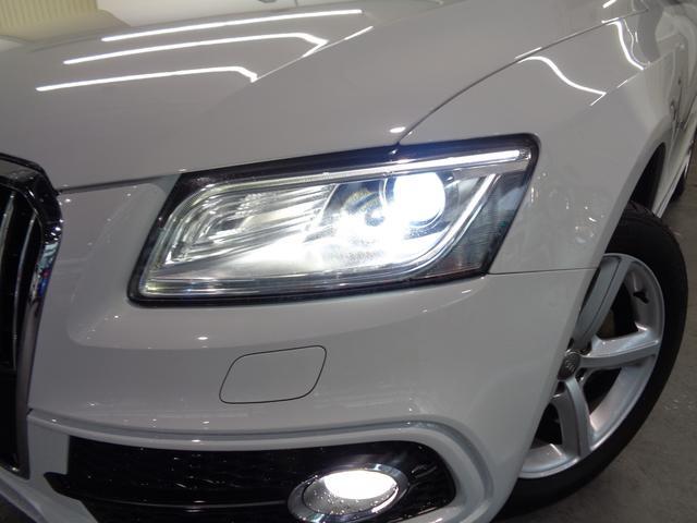 キセノンヘッドライト&ヘッドライトウォッシャー!LEDポジショニングランプでスポーティさがより際立ちます!
