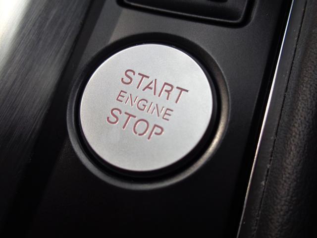 キーの所持だけでドア開閉、エンジン始動まで可能なアドバンスドキーシステム!パーキングブレーキもワンタッチの電子式!