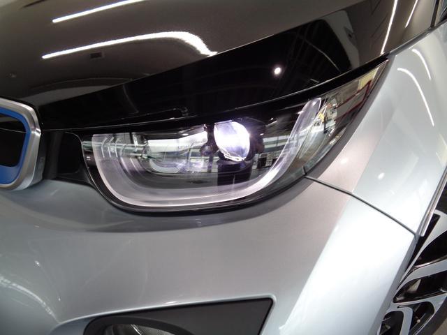 レンジ・エクステンダー装備車 ACC 純正HDDナビ バックカメラ ハーフレザーシート コンフォートアクセス 純正19インチアルミ LEDヘッドライト(4枚目)