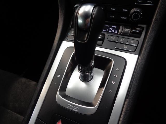 718ケイマン PDK スポーツクロノPKG ハーフレザーシート&ヒーター 純正ナビ Bカメラ オプション19インチアルミ キセノンヘッドライト 2018年モデル(11枚目)