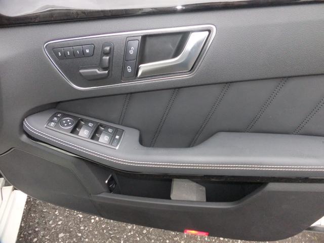 E350BTSWアバンG AMGスポーツPKG黒革サンルーフ(17枚目)