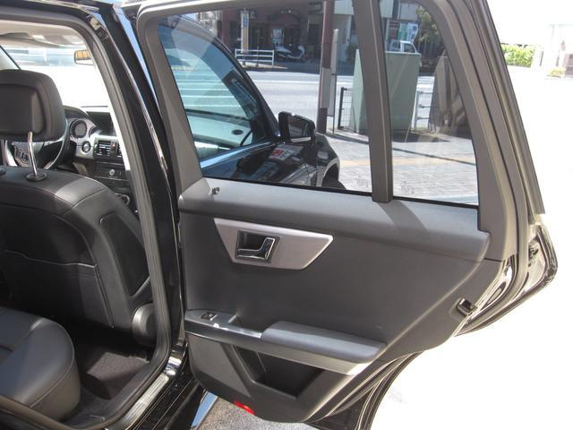 メルセデス・ベンツ M・ベンツ GLK300 4マチック キーレス シートヒーター D車