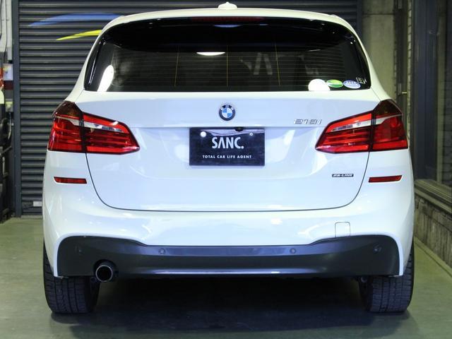 BMW BMW 218iアクティブツアラー Mスポーツ 新車保証