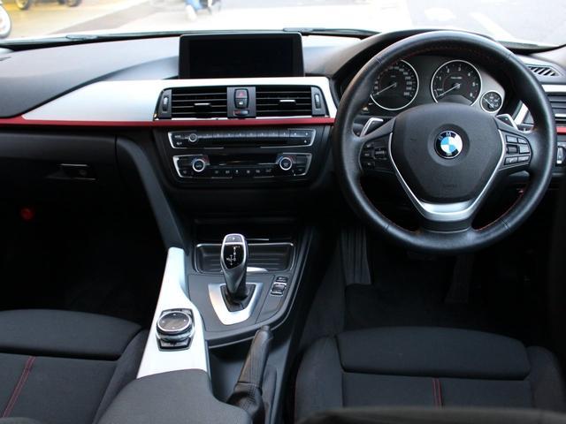 Sport専用インテリアを装備している車内は、スポーティーな印象