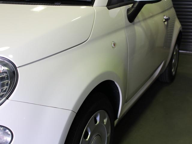 「フィアット」「フィアット 500」「コンパクトカー」「東京都」の中古車23