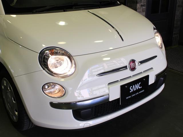 「フィアット」「フィアット 500」「コンパクトカー」「東京都」の中古車28