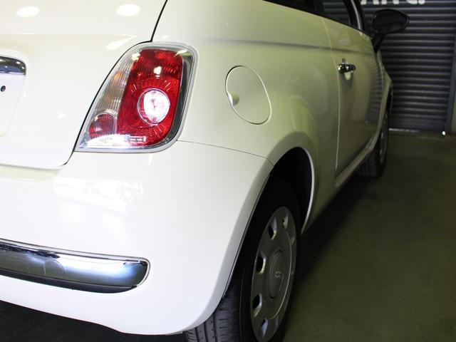 「フィアット」「フィアット 500」「コンパクトカー」「東京都」の中古車39