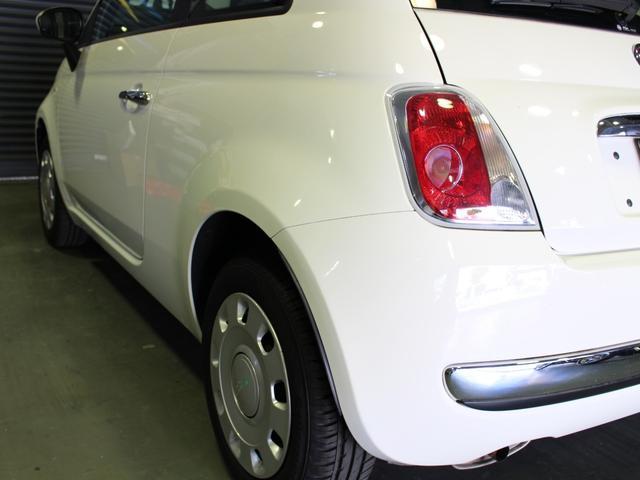 「フィアット」「フィアット 500」「コンパクトカー」「東京都」の中古車40
