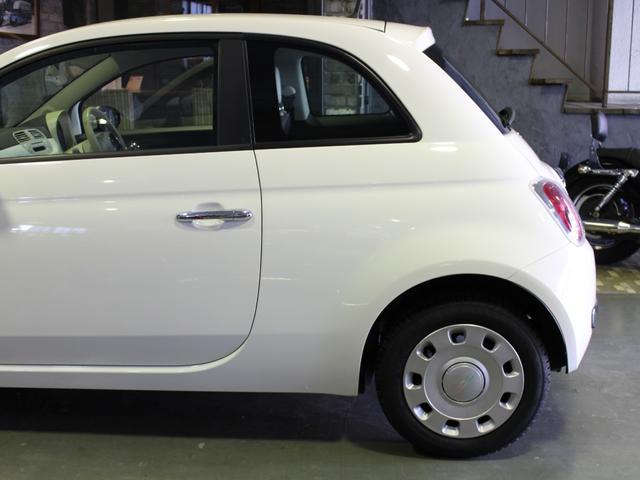 「フィアット」「フィアット 500」「コンパクトカー」「東京都」の中古車44