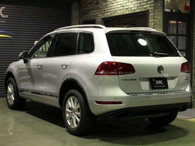 「フォルクスワーゲン」「VW トゥアレグ」「SUV・クロカン」「東京都」の中古車2