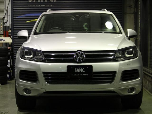 「フォルクスワーゲン」「VW トゥアレグ」「SUV・クロカン」「東京都」の中古車3