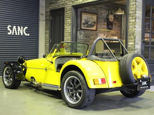 「その他」「バーキン7」「オープンカー」「東京都」の中古車2